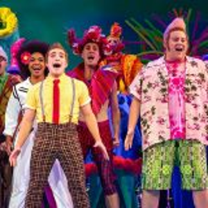 THE SPONGEBOB MUSICAL And More Coming Up At Kimmel  Center This December