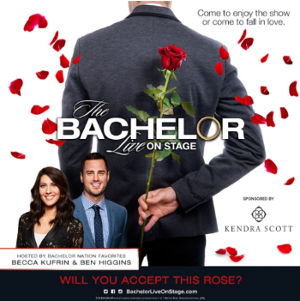 THE BACHELOR LIVE ON STAGE Announces Co-Host For San Jose Engagement