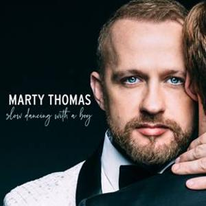 Broadway Records Announces MARTY THOMAS: SLOW DANCING WITH A BOY
