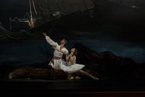 The Bolshoi Ballet's Production Of LE CORSAIRE Comes To The Ridgefield Playhouse In HD On The Big Screen
