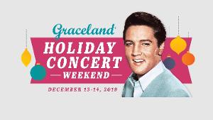 Graceland Celebrates The Christmas Season With Annual Holiday Lighting, Holiday Concert Weekend