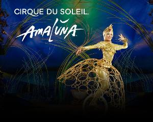 AMALUNA By Cirque Du Soleil Now Playing Under The Big Top At Oracle Park
