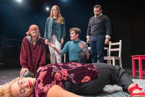 UCSB Theater/Dance Presents THE WHITE CARD