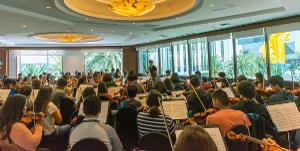 Estudiantes De Fomento Musical Y Escuelas Del INBAL Sostendrán Encuentro Académico Con Dudamel Y La YOLA