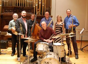 USM Jazz Faculty Ensemble Presents FACULTY CONCERT SERIES, 11/15