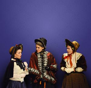 Dallas Children's Theater Presents LITTLE WOMEN, THE MUSICAL