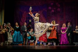 Roxey Ballet Presents the 26th Annual American Holiday Classic NUTCRACKER