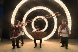 WINTER SONGS ON MARS Celebrates Koliada At La MaMa