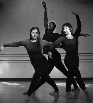 MCCC Students Kick Off Winter Concerts With THE HAPPENINGS OF DANCE