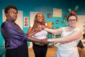 World Premiere Of LIPSTICK Opens Tonight At Island City Stage