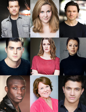Casting Announced For FOOTBALLERS' WIVES - THE MUSICAL