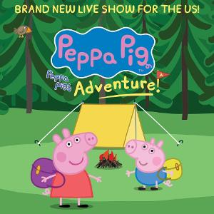 Coral Springs Center For The Arts Will Present PEPPA PIG'S ADVENTURE!