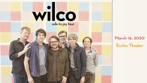 Wilco Announced At The Eccles Center