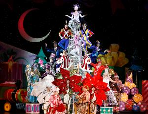 CIRQUE DREAMS HOLIDAZE Comes to the State Theatre