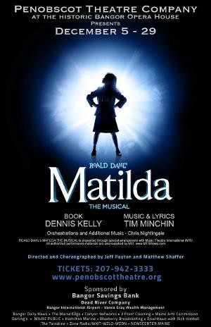 Penobscot Theatre Company Presents MATILDA THE MUSICAL