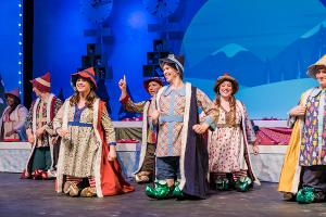 ELF THE MUSICAL Makes Its Regional Debut At The Public Theater Of San Antonio