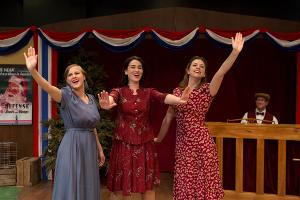 Off The Wall Celebrates Christmas With THE CAROLS