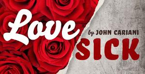 Wagner College Theatre Stage One Presents John Cariani's LOVE/SICK, November 21-24