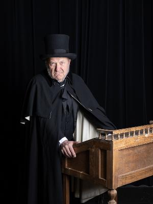 A CHRISTMAS CAROL Returns To The Hatbox This Holiday Season
