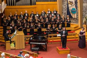 Jason Tramm Will Lead The Morris Choral Society's 16th Annual Holiday Spectacular 'Baroque Jewels And Songs Of The Season'