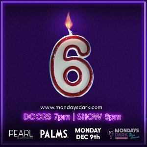 Mondays Dark Celebrates Six Years And $1 Million Raised At The Pearl Concert Theater On December 9
