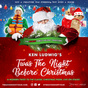 Casting Announced For Holiday Tour Of Ken Ludwig's TWAS THE NIGHT BEFORE CHRISTMAS