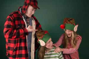 Experience The Magic Of Christmas WithThe Holiday Play CLOSED FOR THE HOLIDAYS