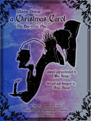 The Porters Of Hellsgate Present A CHRISTMAS CAROL: THE ONE MAN PLAY
