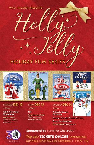 WYO Theater Announces Holly Jolly Holiday Film Series
