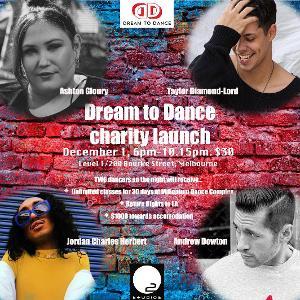 Ivan Krslovic Launches Charity Dream To Dance