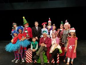 The Company OnStage Presents A SEUSSIFIED CHRISTMAS CAROL