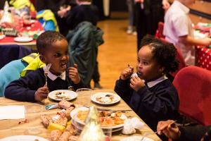 Stratford Circus Arts Centre Unites The Community This Christmas