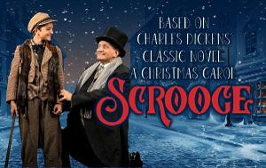 Patchogue Theatre for the Performing Arts Presents SCROOGE