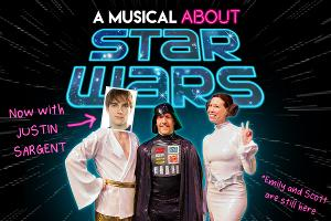 Justin Sargent Joins A MUSICAL ABOUT STAR WARS Tonight
