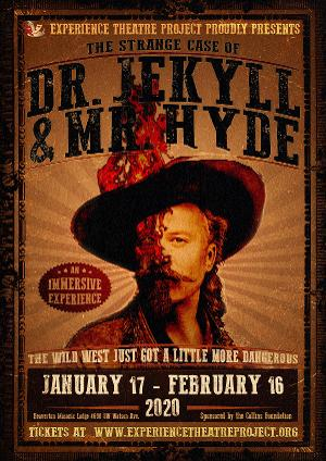 THE STRANGE CASE OF DR. JEKYLL AND MR. HYDE: An Immersive Wild West Experience Comes to The Beaverton Masonic Lodge