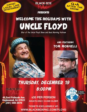 Uncle Floyd Comes To Black Box PAC