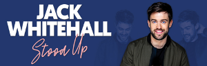 Jack Whitehall Announces STOOD UP Australian Tour 2020