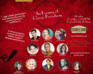 Scott Bakula Joins The CLASSIC BROADWAY Line-Up At Rockwell