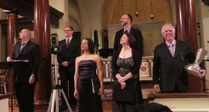 Meet The 'New' Western Wind This Sunday At The Church Of St. Luke