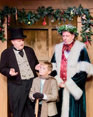 A CHRISTMAS CAROL Opening At The Long Beach Playhouse