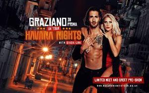 Graziano Di Prima Announces Havana Nights, New National Tour For 2020