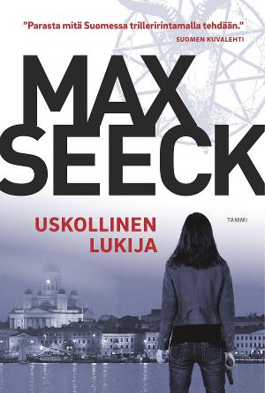 Greg Silverman's Stampede Ventures Acquires Max Seeck's Finnish Thriller THE FAITHFUL READER