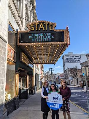 PPL Electric Utilities Donates To The FREDDY Awards Program
