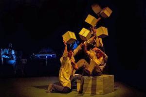 Internationally Acclaimed Barcelona Based Theater Company Comes To LATEA!