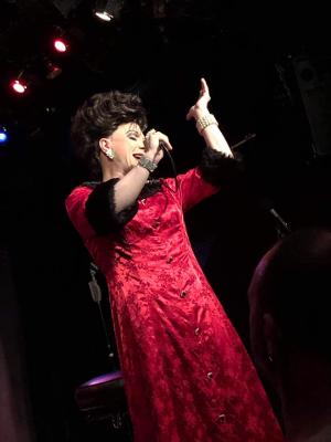 THE JUDY GARLAND CHRISTMAS SHOW Comes To The Producers Club This Week