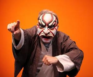 David Gaines Presents 7 (x1) SAMURAI At Theatre Project