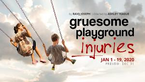 The Conservatory Celebrates The New Year With GRUESOME PLAYGROUND INJURIES