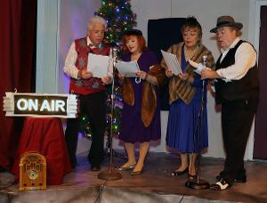 FOLSOM OLDE TYME RADIO HOLIDAY SPECIAL Comes to Sutter Street Theatre
