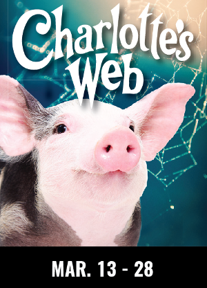 Flat Rock Playhouse Announces Audition For CHARLOTTE'S WEB