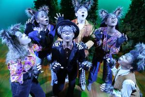 TADA! Youth Theater Presents THE DANGEROUS CHRISTMAS OF RED RIDING HOOD